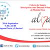"""Logo Entrevista al Dir Ejecutivo: Fernando Piotrowski por la campaña """"Donación de Médula 20/9"""""""