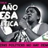 Logo CONFERENCIA DE PRENSA #MilagroSala #UnAñoPresaPolitica de Macri y Gerardo Morales.