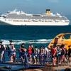 Logo Egresados a bordo: un crucero como viaje de fin de curso