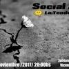 Logo Rodolfo Treber - Social 21, La Tendencia - Radio Atilra