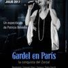 Logo Victor Hugo recomienda Gardel en París