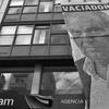 Logo Vaciamiento de Medios Públicos @somostelam en lucha
