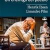 Logo Lisandro Fiks entrevistado por Osvaldo Quiroga en El Refugio en Radio Provincia
