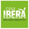 """Logo Conocemos """"Casa Iberá"""" de la mano de Paula Claro y Melissa Riva."""