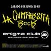 """Logo """"Estamos tocando en lugares nuevos, la banda sigue en crecimiento"""" La Cumparsita en Quilmes"""
