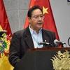 Logo Bolivia devuelve crédito al FMI gestionado por el Gobierno de facto