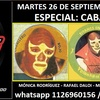 Logo CUADRILÁTERO CATCH - SEGUNDA TEMPORADA - PROGRAMA 23