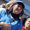 """Logo Alejandra Fedele se refirió a la represión """"preventiva"""" de la protesta social por parte de Bullrich"""