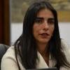 Logo Gabriela Montaño, ministra de salud de Bolivia