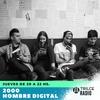 Logo 2000 Hombre Digital, programa del 8 de abril