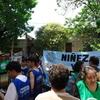 Logo Audiencia pública y paro de trabajadores del Organismo Provincial de Niñez @ATE @llevalopuesto