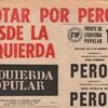 Logo 1972 El FIP apoya el regreso del General Perón