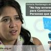 Logo Entrevista a Victoria Montenegro en La Hora de Juana
