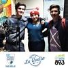 Logo La Vuelta - El programa de las y los alumnos del @InstitutoISAD  - Martes 02-07-2019