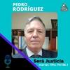 Logo Entrevista al Dr Pedro Rodríguez, Sec de la Red de Jueces Penales de la Provincia de Buenos Aires