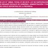 Logo Presentan un Proyecto de Ley de Paridad de Género en las Instituciones Deportivas de Córdoba