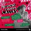 Logo Me gustas cuando callas - Columna de arte: Yeguada Latinoamericana