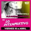 Logo Lo Intempestivo - Entrevista a Alejandro Grimson 10/04