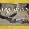 """Logo """"Fútbol femenino. Pasión inexplicable"""""""