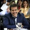 Logo Mariano Recalde, senador nacional por la Ciudad de Bs. As. (FdT), en #CaballeroDeDía