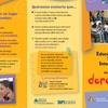 Logo AGITAZO por la ESI (Educación Sexual Integral) Este sábado entre 16 y 19 hs en Moreno y el río.