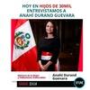 """Logo Anahí Durand Guevara: """"las mujeres y su densidad organizativa deben tener un rol protagónico"""""""