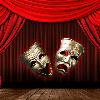 Logo  ¿Vamos al teatro? 🎭
