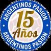 Logo Argentinos Pasion - Miercoles 15 de Agosto de 2018