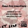 Logo Entrevista con el escritor Alejandro Hugolini en Ama los remolinos
