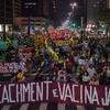 Logo El 19J en las calles de Brasil: segunda ola de protestas en contra del Gobierno de Bolsonaro.