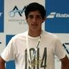 Logo Ariel Vazquez el tenista habló sobre la Dirección de Alto Rendimiento deportivo y su próximo Torneo