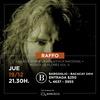 Logo Pollo Raffo invita a su último recital 2019 en Sonidos Clandestinos