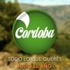 Logo Publicidad de la Agencia Córdoba Turismo (San Miguel de los Rios, Calamuchita)