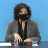 Logo #InformeLU14 Carla Vizzotti – Ministra de Salud de la Nación