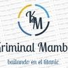 Logo Kriminal Mambo - sábado 20/junio/2020