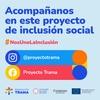 """Logo Ayelén Urrutia - """"Proyecto Trama"""" junto a la UGR para la inclusión laboral sostenible"""