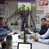 """Logo """"Quiero lograr a partir de enero el mejor Peñarol posible."""" Nacho Ruglio en Tirando Paredes"""