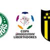 Logo Kesman,Palmeiras vs Peñarol,12/4/2017