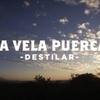 """Logo """"La Nube"""" - La Vela Puerca (Destilar)"""