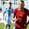 """Logo Fabien Vorbe: """"Es un sueño jugar contra Argentina"""""""