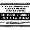 """Logo Viviana Moreno de No A La Mina Esquel: """"la megaminería es sinónimo de saqueo y contaminación"""""""
