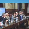 Logo  María José Román, de Compromiso Federal, en Hay un Mañana