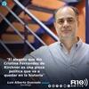 Logo Luis Alberto Quevedo - 2021- Radio 10