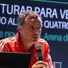 Logo Entrevista a Gustavo Grossi - Radio La Red - 03/10/2020