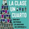 Logo Clases sociales argentinas: la un cuarto...ex-clase media baja