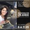 Logo El canto del viento - Domingo 26/04/2020