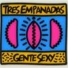 Logo Tres Empanadas - Gente Sexy - 3 de Junio de 15