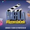 """Logo Telefónica con Eryk Rocha director de """"Miragem"""""""
