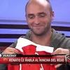 Logo Renato della Paolera cubriendo Independiente el día que descendió