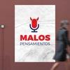 Logo Cesar Vega en Malos Pensamientos 11/11/2019